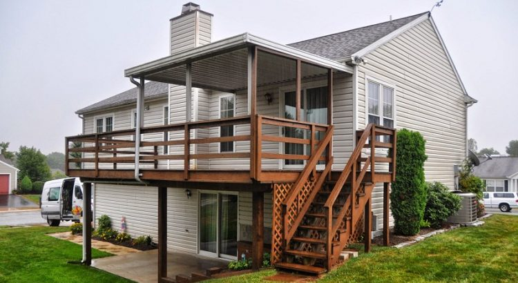 Image result for Why You Should Add an Elevated Deck to Your Home